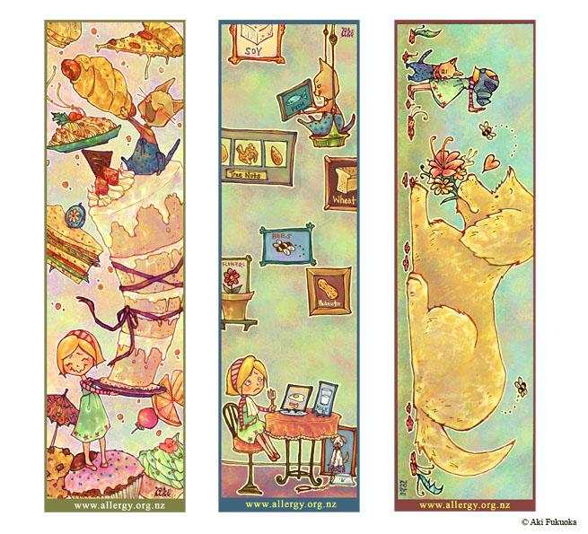 bookmark design by aki-art on DeviantArt