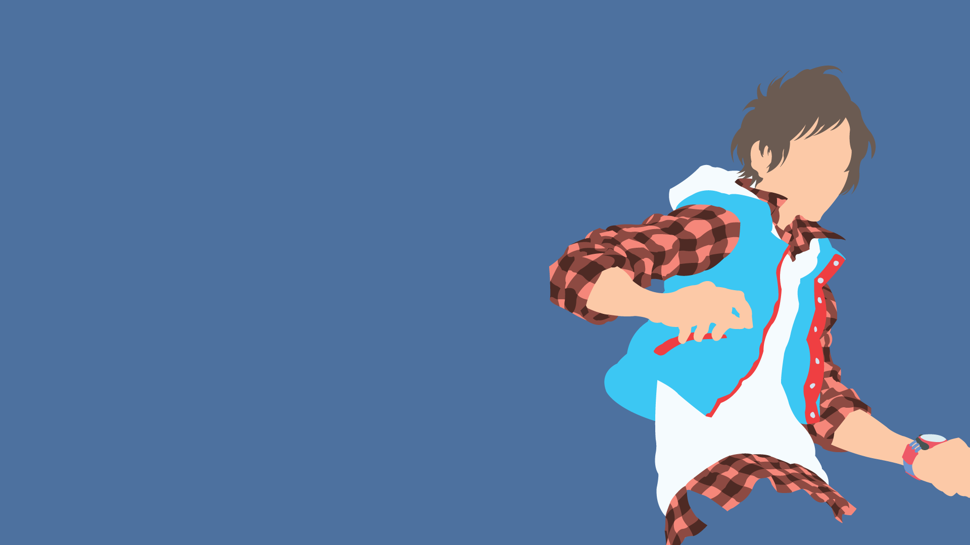 Junpei 9 Hours 9 Persons 9 Doors Wallpaper By Limecatmastr On