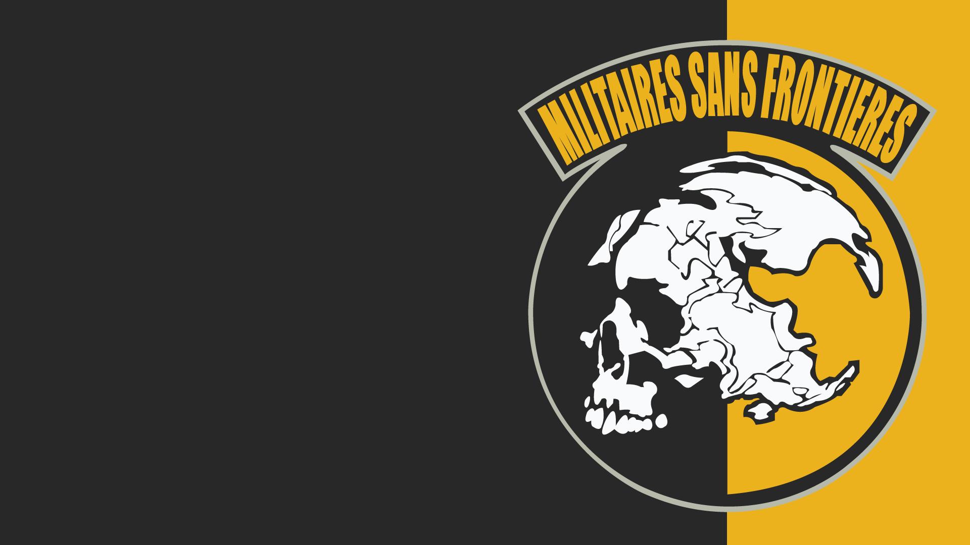 Fulton Metal Gear Solid V TPP Wallpaper by