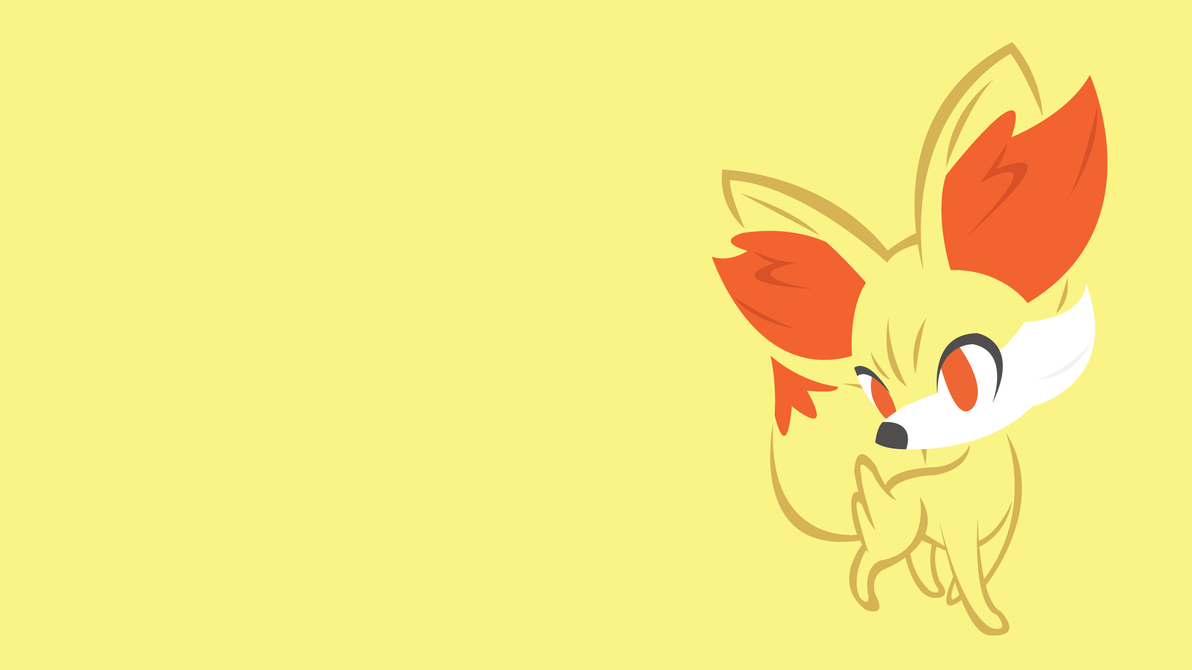 Fennekin by DashingHero