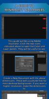 Vector Wallpaper Tutorial by LimeCatMastr