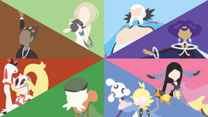 Kalos Gym Leaders