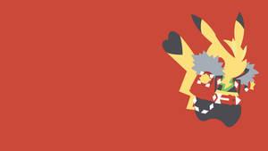 Pikachu Rock Star
