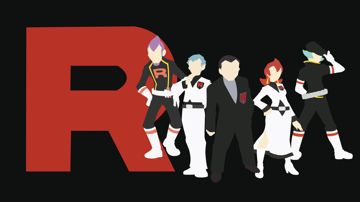 pokemon team rocket casino