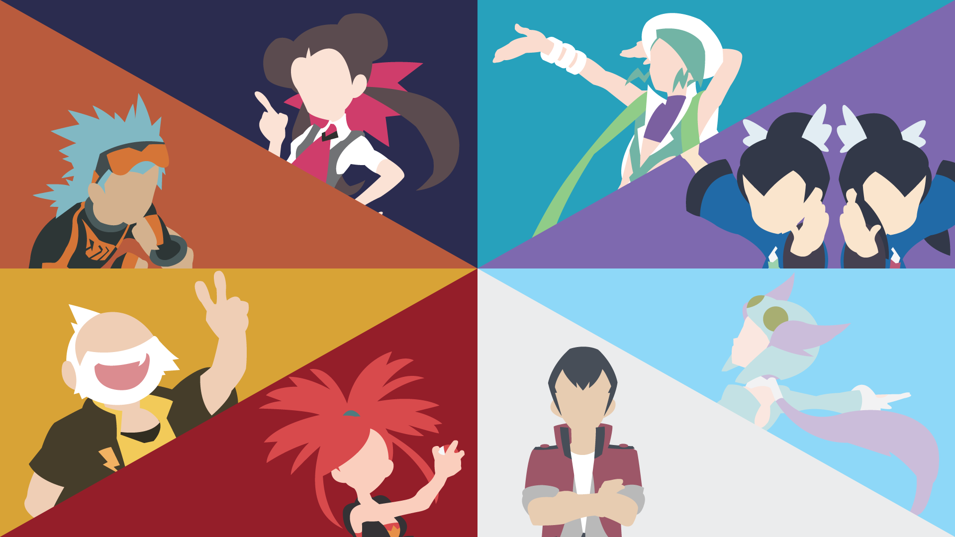 ORAS Gym Leader Comp