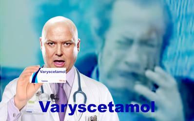 Varyscetamol by amorsatanico