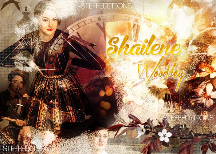+ShaileneWoodley|Vintage|SteffEdition's by SteffEditions