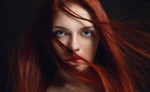 Model Female -woman 3 by bouzid27