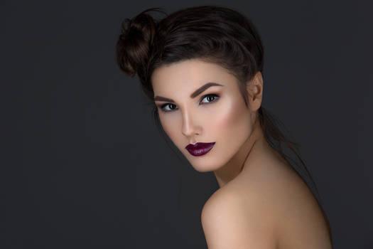 Model Female -woman 74