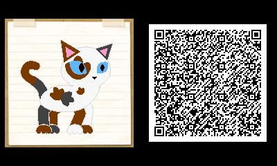 Calico Cat by Mollyninja7