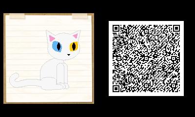 White Cat by Mollyninja7