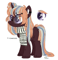 star student (open auction) by FIoweress
