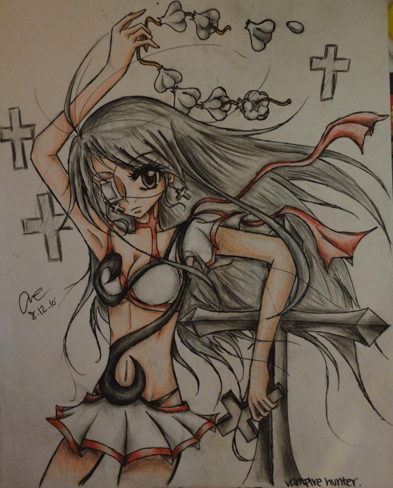 Vampire Hunter 1 by anniecheng09