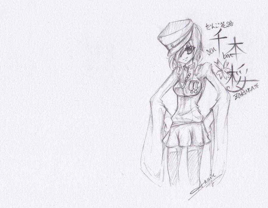 SenbonZakura - DangoHana by anniecheng09