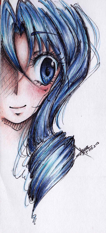 Them Blue Eyes