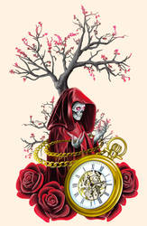 Death has nothing but time
