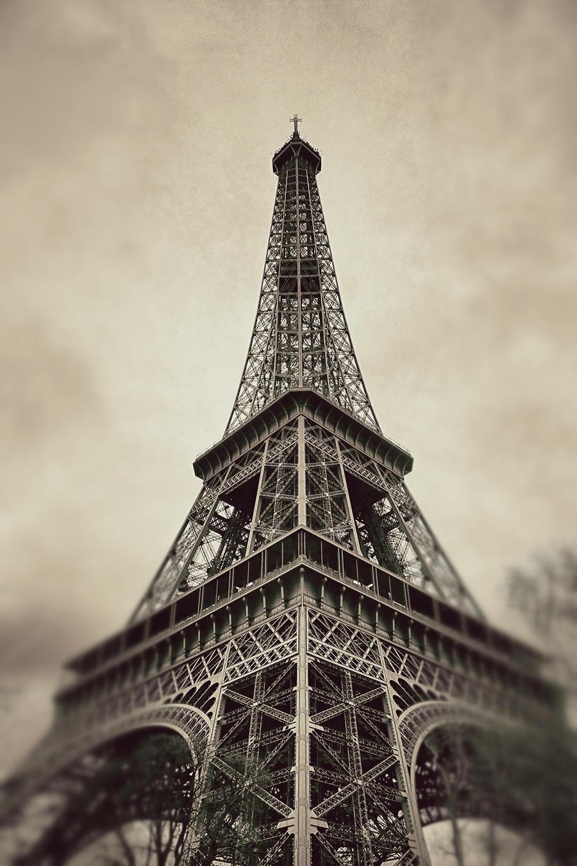 Vintage Paris by mw0