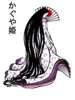 Kaguya Hime by Alextraza