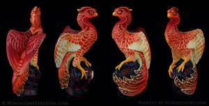 Celestial Fire Phoenix