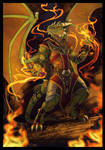 Argonian Flames