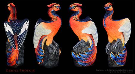 Oriole Phoenix by EchoesLight