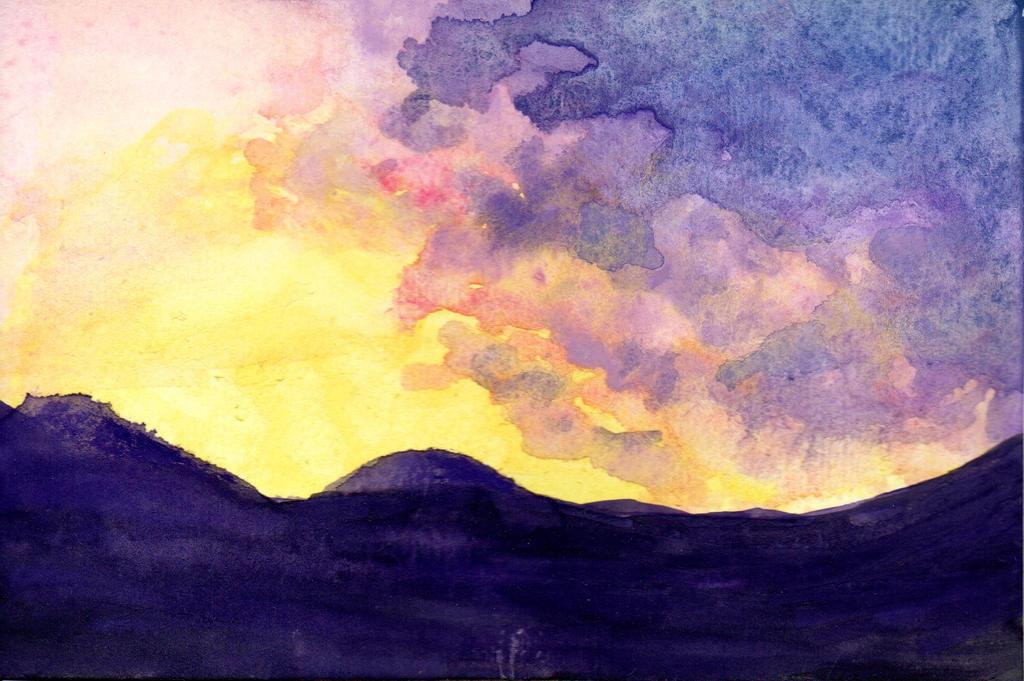 Sunset by Sevenkat