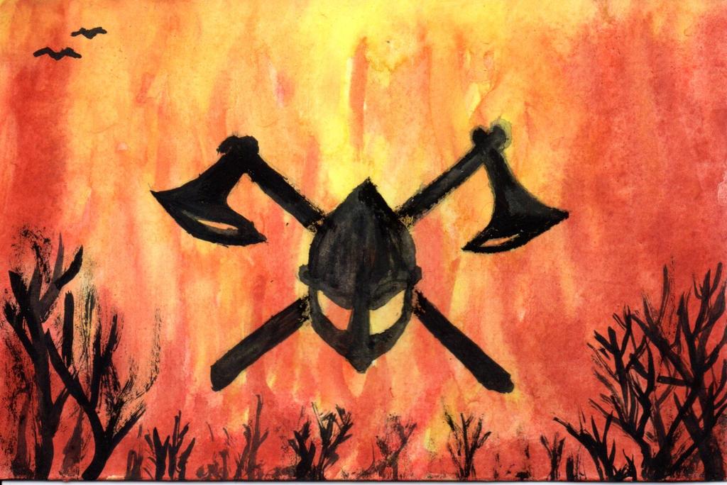 Viking Rage by Sevenkat
