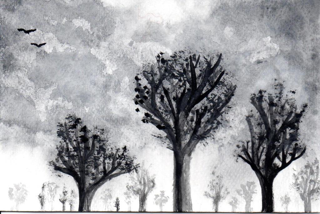 Stormy Day by Sevenkat