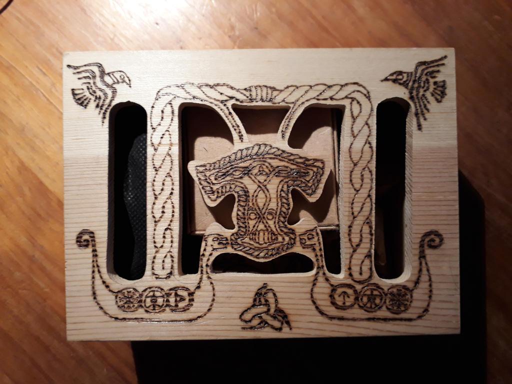 Viking box by Sevenkat