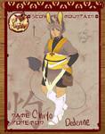 Poki- Chiyo the Dedenne
