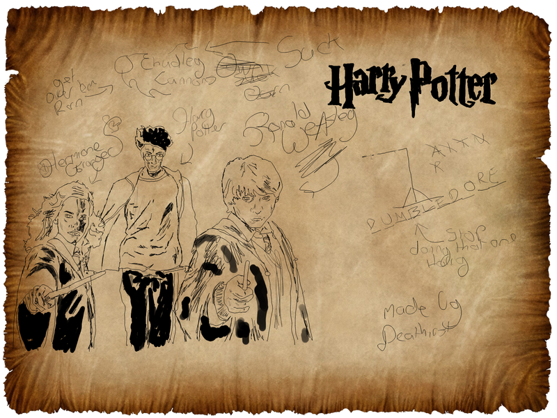 harry potter powerpoint background