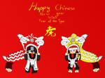 Chinese New Year - Bleach