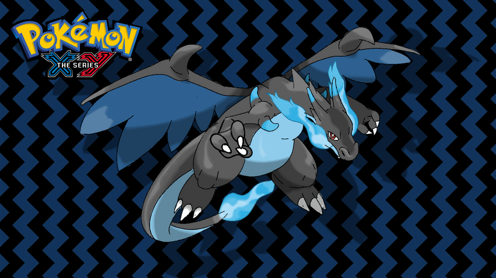 MEGA CHARIZARD X WALLPAPER ByME By ByMEandME