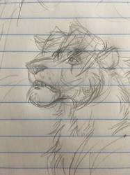 Quick sketch by Gruvu