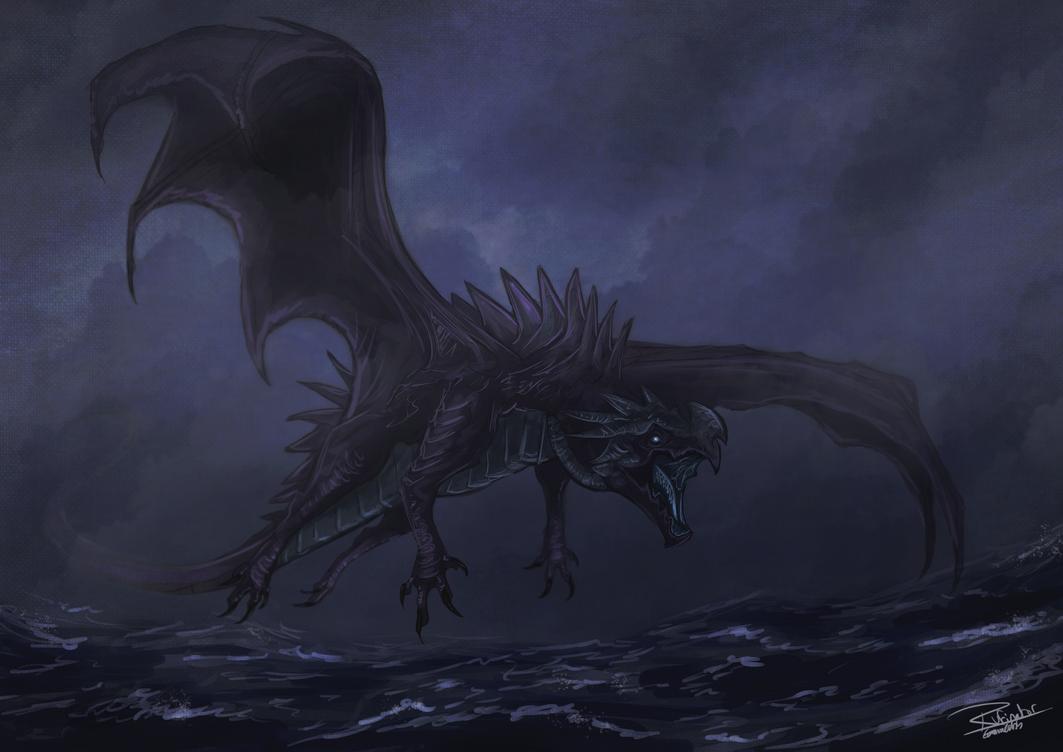 Choppy Seas by Rufinator