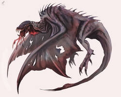 Rough Blood Wyvern