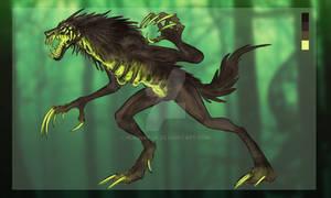[CLOSED] Caustic Werewolf