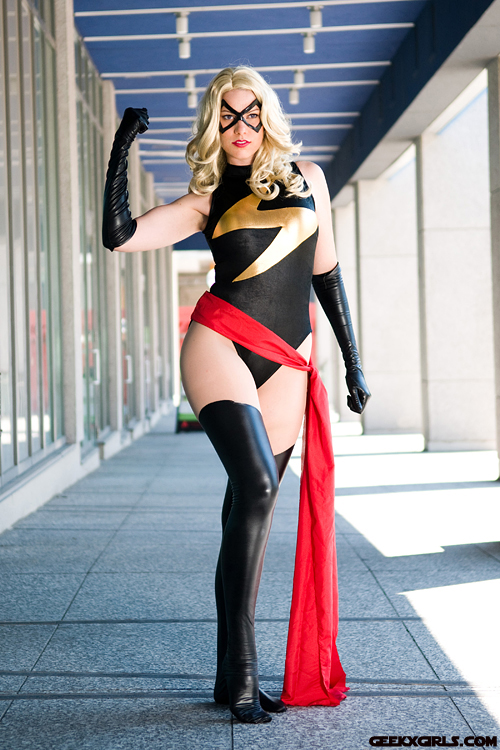 Ms Marvel by gillykins