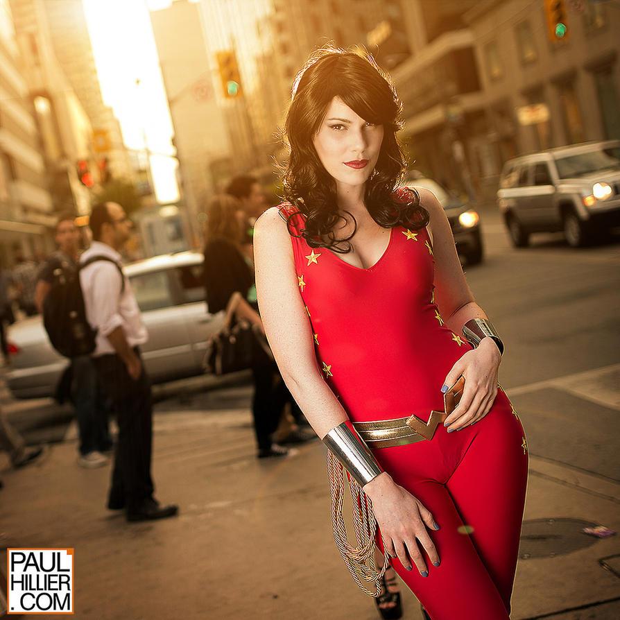 Wonder Girl II by gillykins