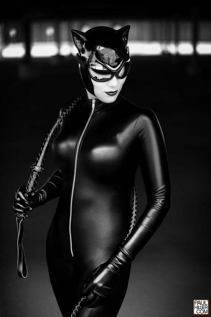 Catwoman by gillykins