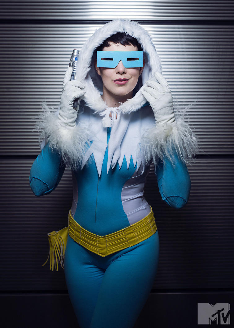 Captain Cold- Stay Frosty by gillykins