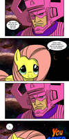 Fluttershy Saves the Earth
