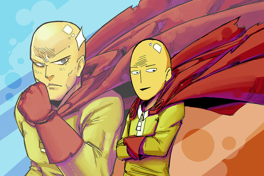 One Punch Man by PumaDriftCat