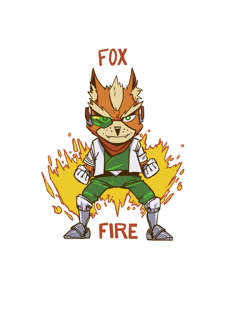 Fox Fire by PumaDriftCat