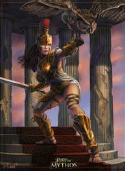 Athena by PTimm