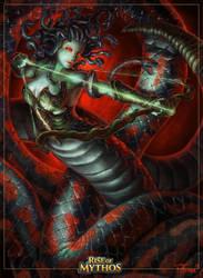 Medusa by PTimm