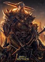 Viking Warrior by PTimm