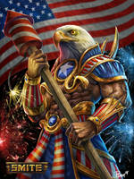 Ra-Merica Official Skin by PTimm