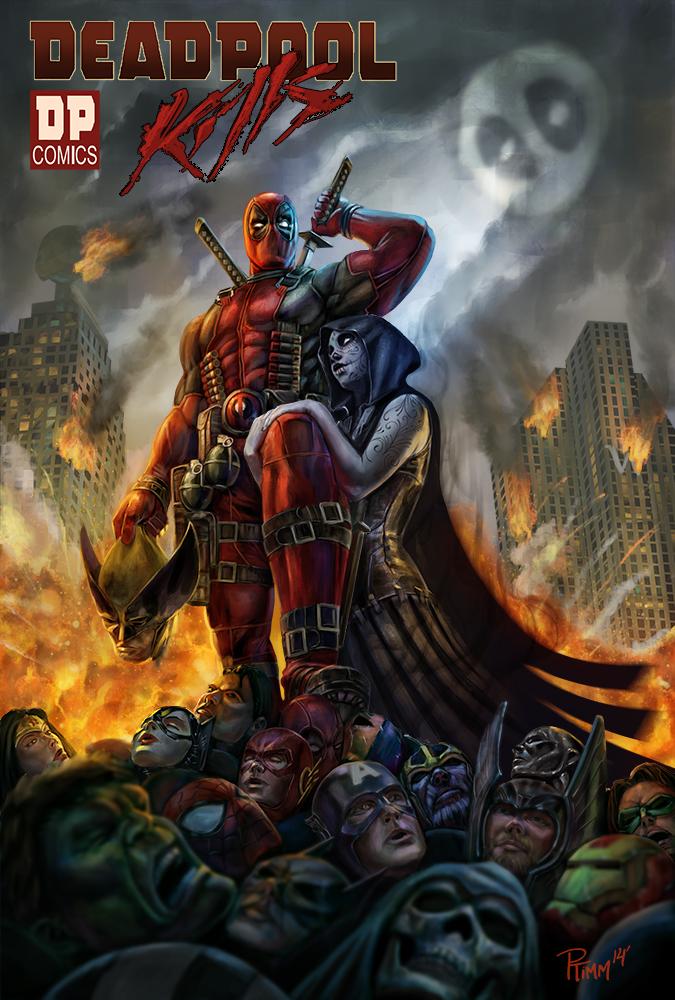 Deadpool Kills by PTimm