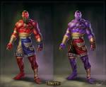 Ravana MMA Concept